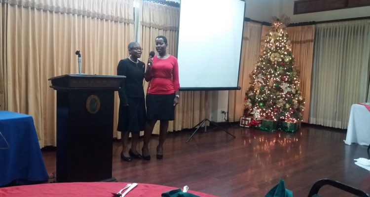 2016 Annual Christmas Function for AGC staff