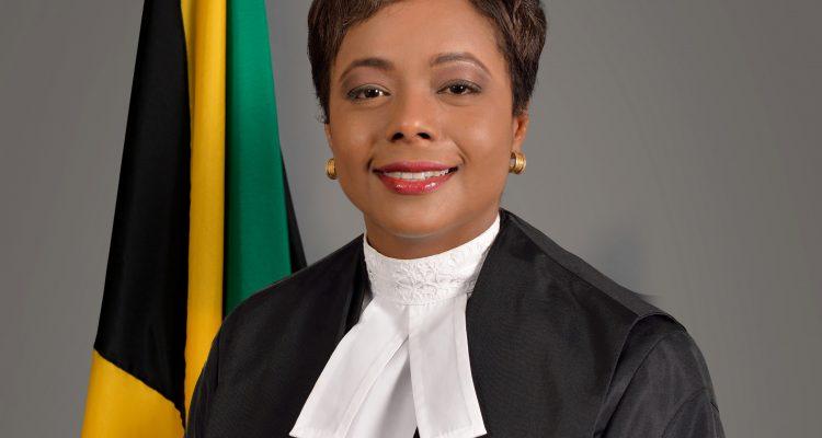Marlene Malahoo Forte, QC, MP, JP